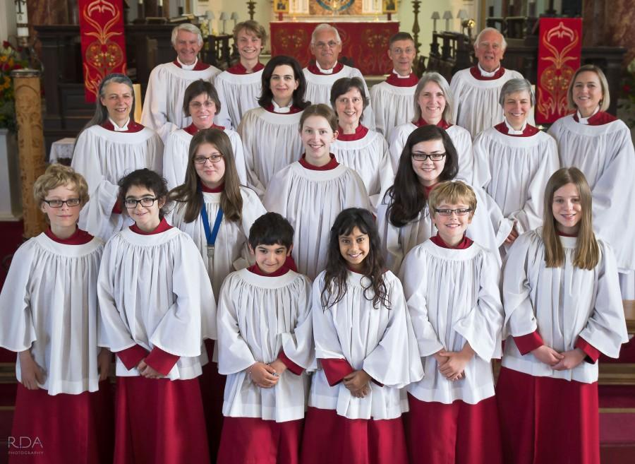 St. Anne's choir