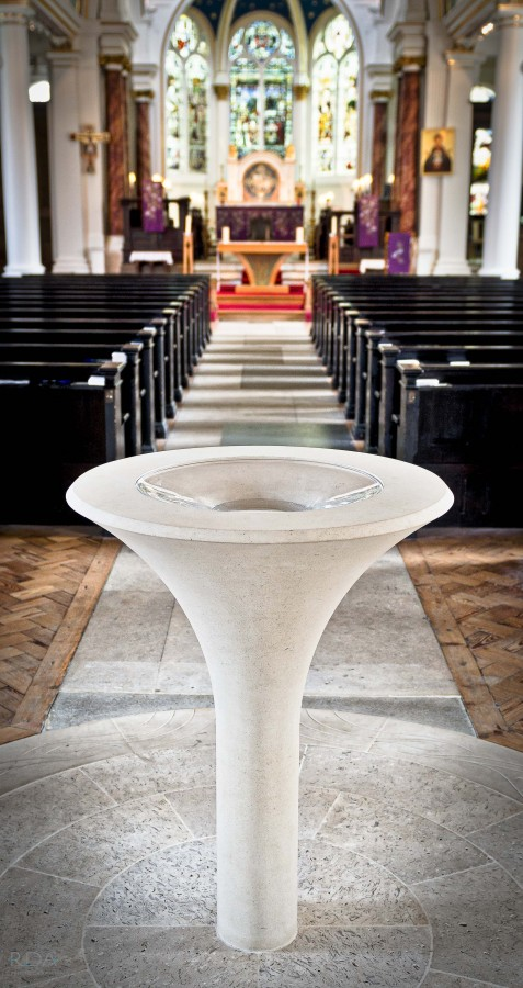 St. Anne's new font