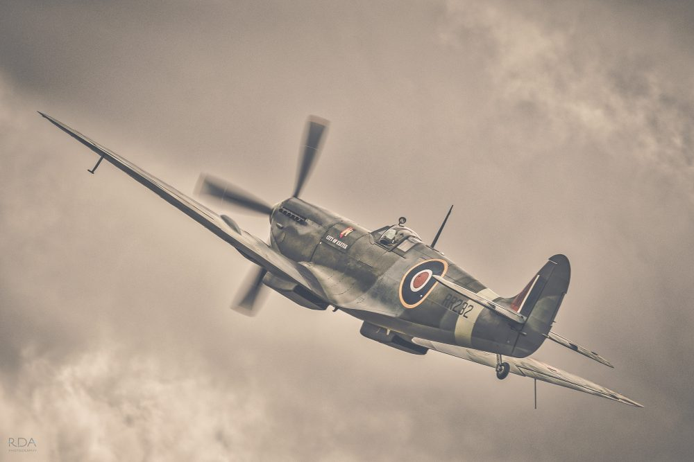 A TIME TO FIGHT - Spitfire