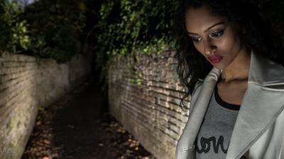 Kew Fashion shoot